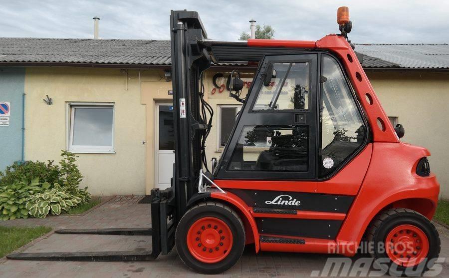 Linde H80D 353 CargoLifts