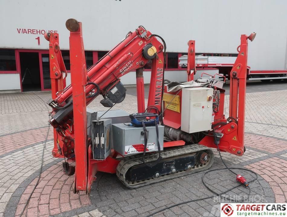 [Other] Imai Jekko SLM650C Tracked Electric Crane 679cm 20