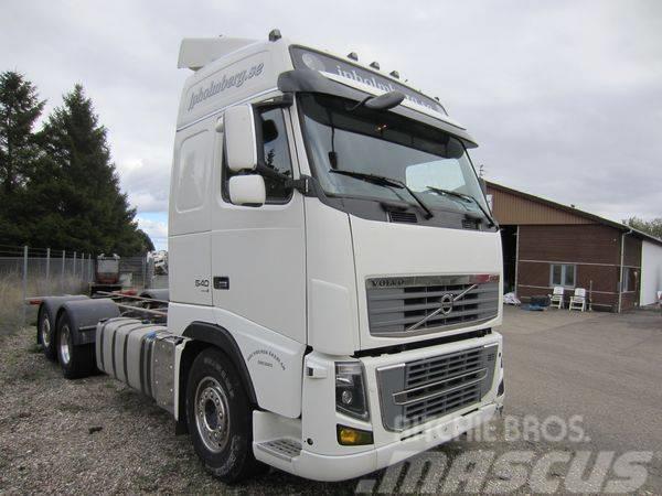 VOLVO D16E / 540 HP EURO 4