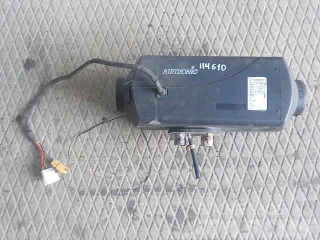 MAN TGA Auxiliary heater 81619006409