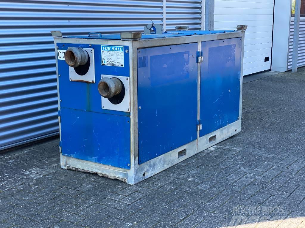 Impulse WATERPUMPS IP175  400V
