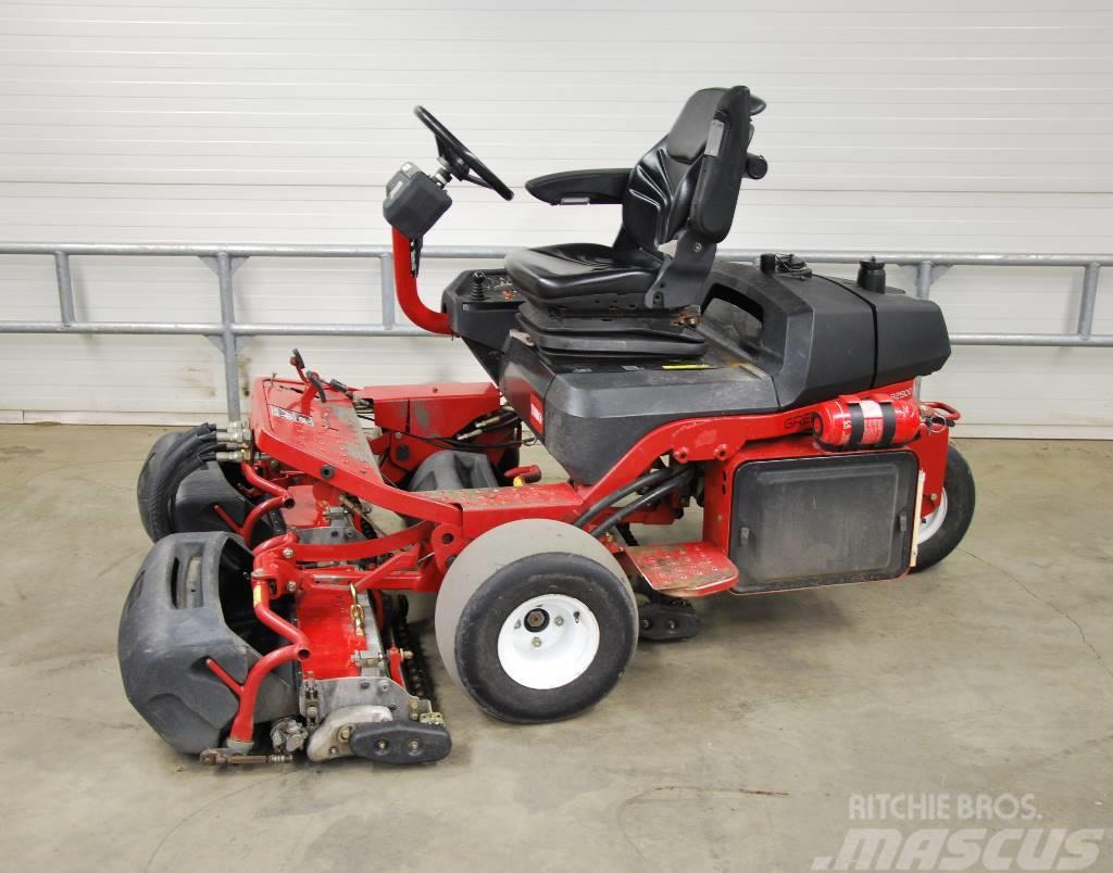 Toro Greenmaster 3250 D