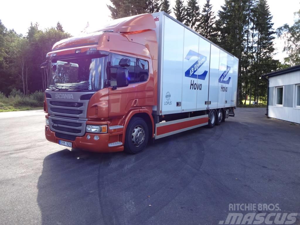 Scania P360db6x2*4mnb