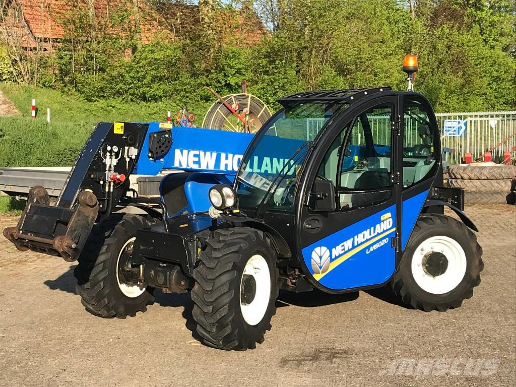 New Holland LM 5020