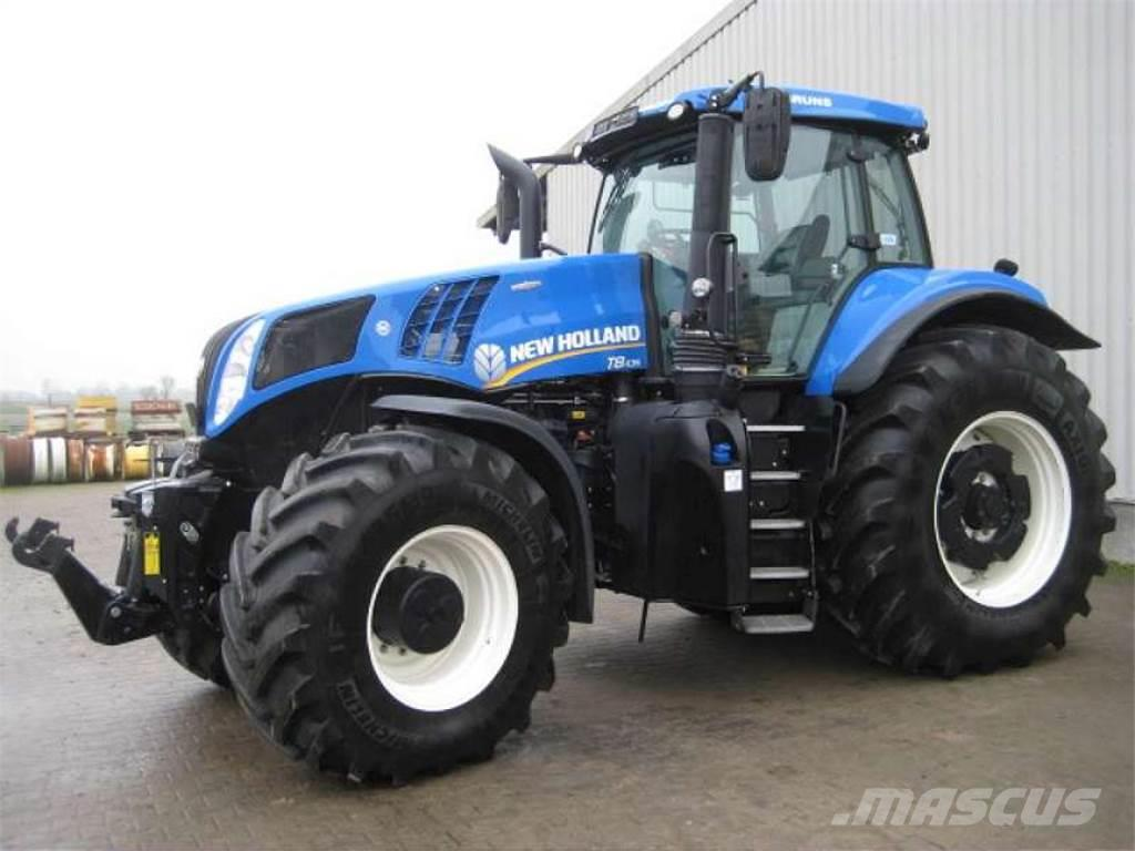 New Holland T8.435 AUTOCOMMAND