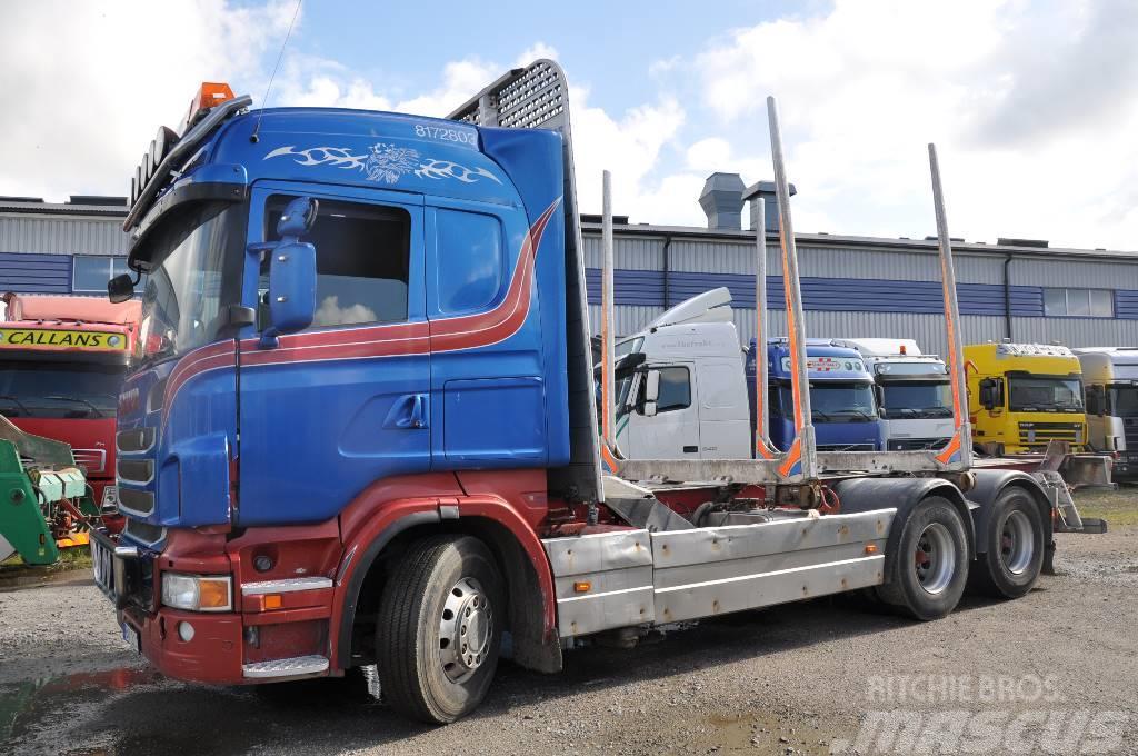 Scania R480 LB6X4HNB