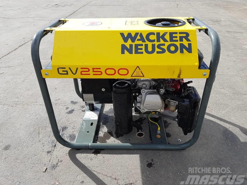 Wacker Neuson GV2500