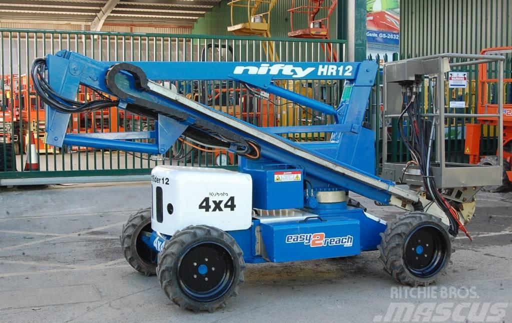 Niftylift HR12D 4X4