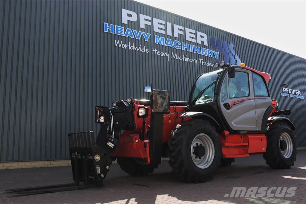Manitou MT1440 EASY Valid inspection, *Guarantee! 4t Cap.