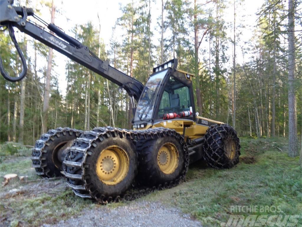 Eco Log 590CD