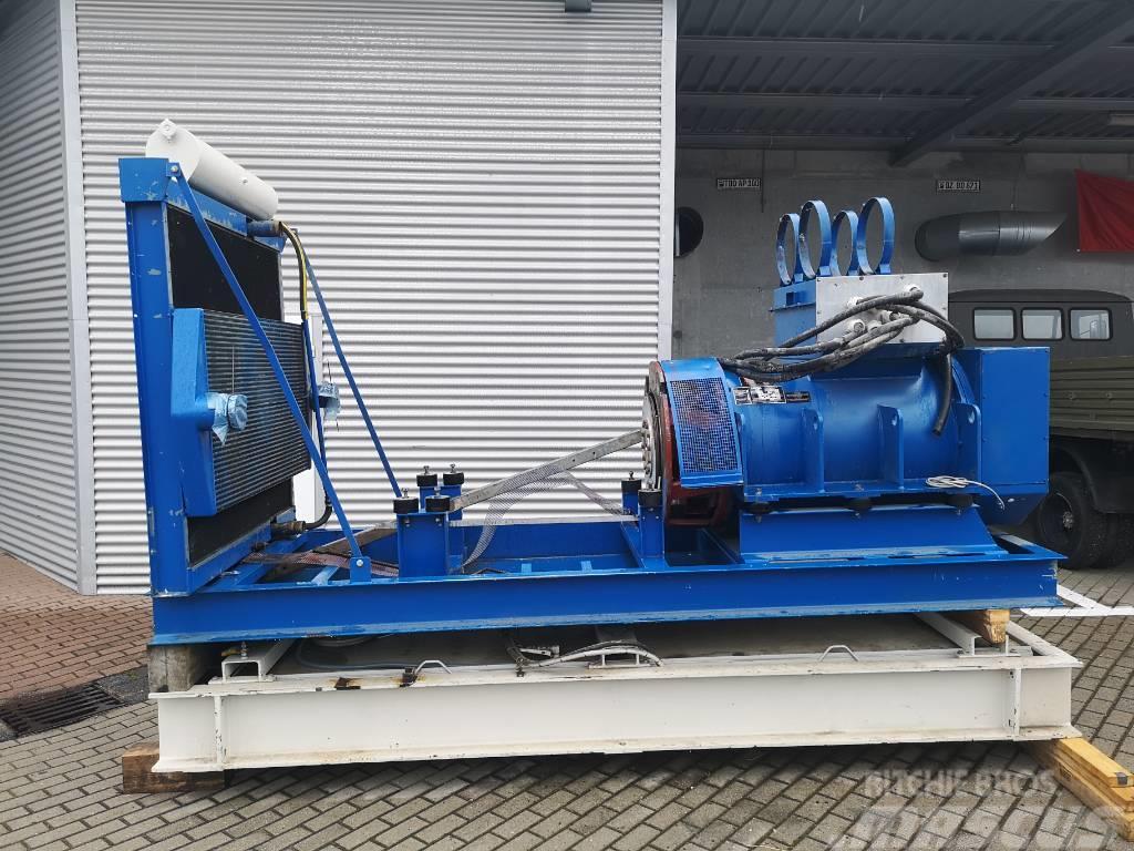 AVK 610KVA GENERATOR DSG62M 1-4