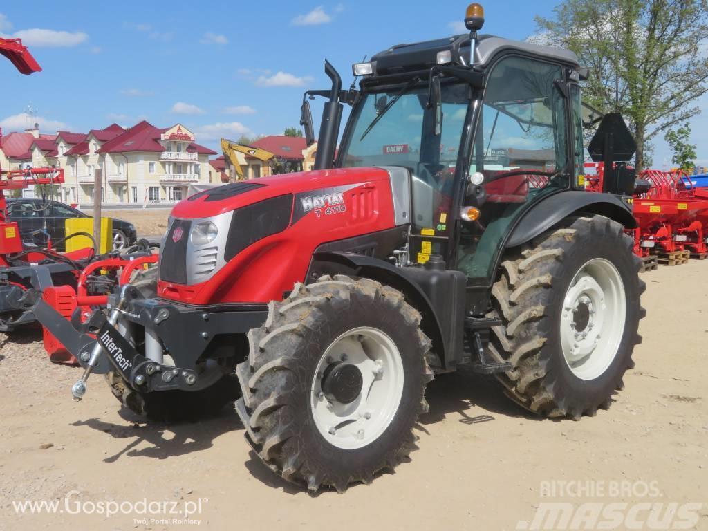 [Other] Traktor Hattat / Ciągnik rolniczy T4110