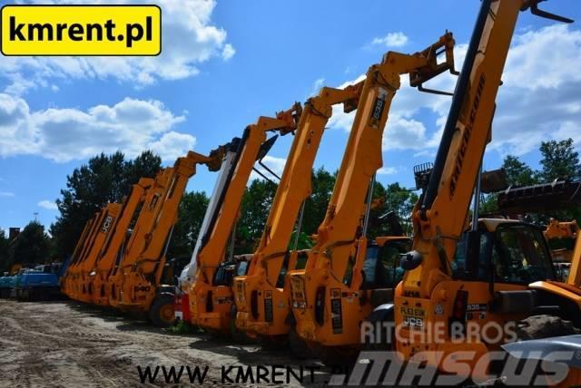 Terex GHT3512 SX JCB 532-120 535-125 535-95 MANITOU 932