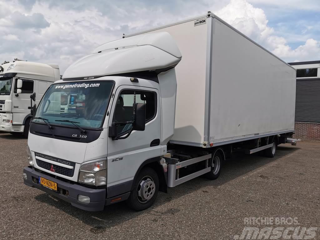 Mitsubishi Canter 3C15 F Euro4 + NEFRA OPLR70L - 1000KG Laadk