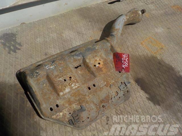 Scania 4 series Fender bracket rear 1725676 T640094 S8082