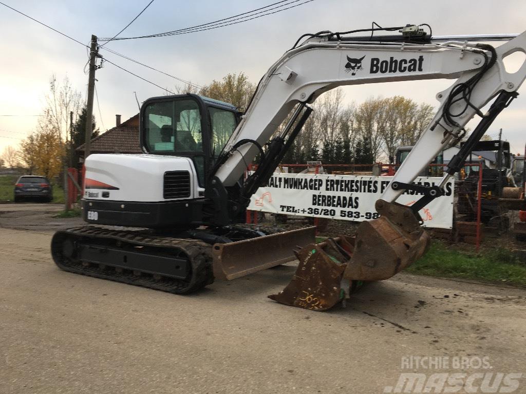 Bobcat E 80