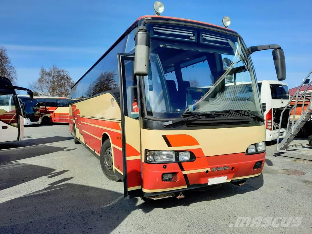 Scania Carrus Star 502
