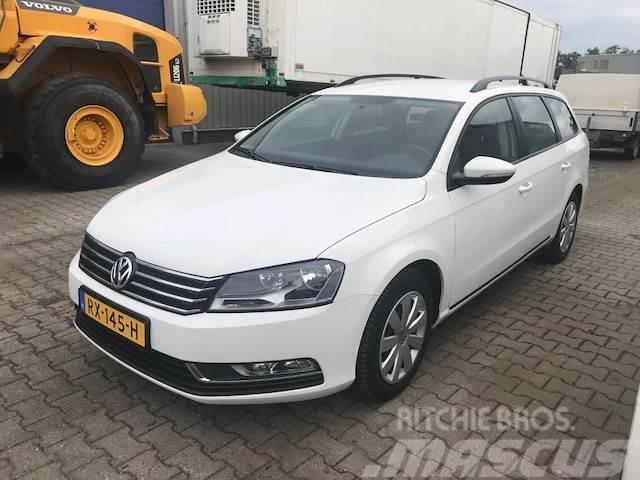 Volkswagen Passat Variant Trendline Bluemotion 2017