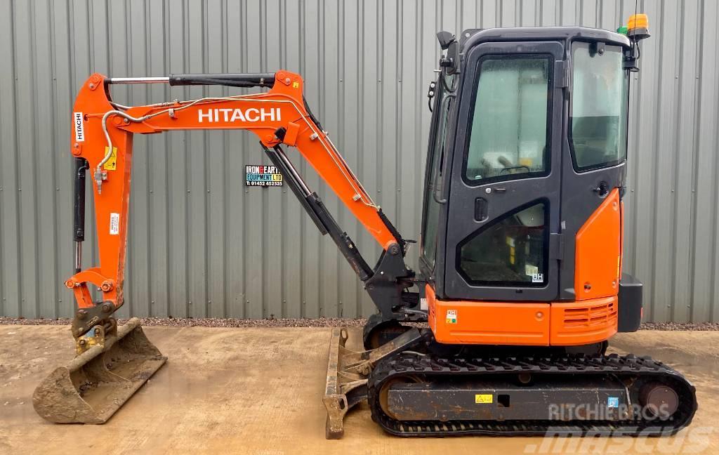 Hitachi ZX 26 U-5 A