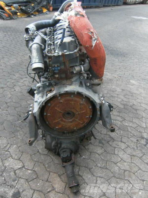 Renault FR1 Typ: MIDR0620I41 / MIDR 0620I41, 1992, Motorer