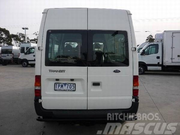 Ford Transit Mid LWB VJ, 2005, Lätta skåpbilar