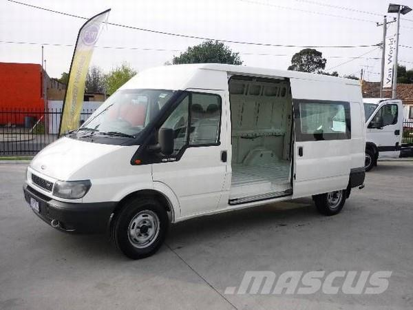 ford transit mid lwb vj panel vans price 11 849 year. Black Bedroom Furniture Sets. Home Design Ideas