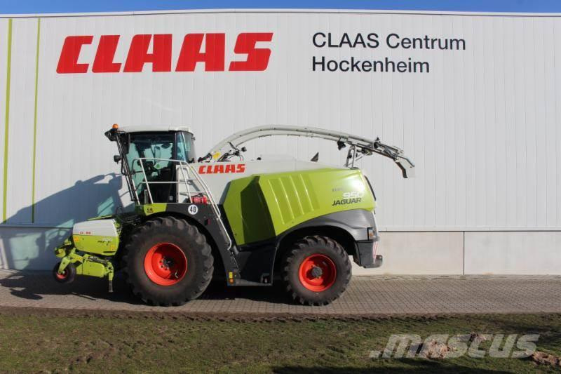 CLAAS JAGUAR 950 T4i