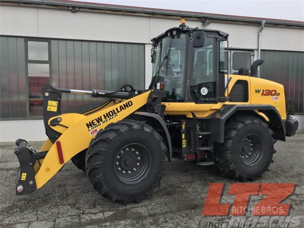 New Holland W130D LR T4B