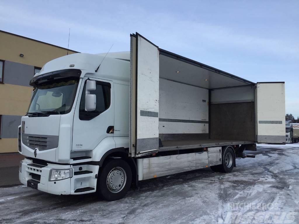 Renault Premium 380 4x2+EEV+SIDE OPENING