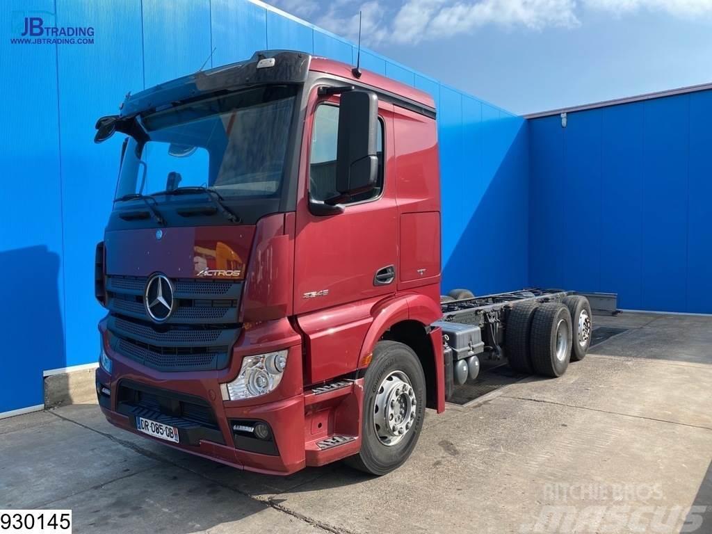 Mercedes-Benz Actros 2548 6x2, EURO 6, Retarder