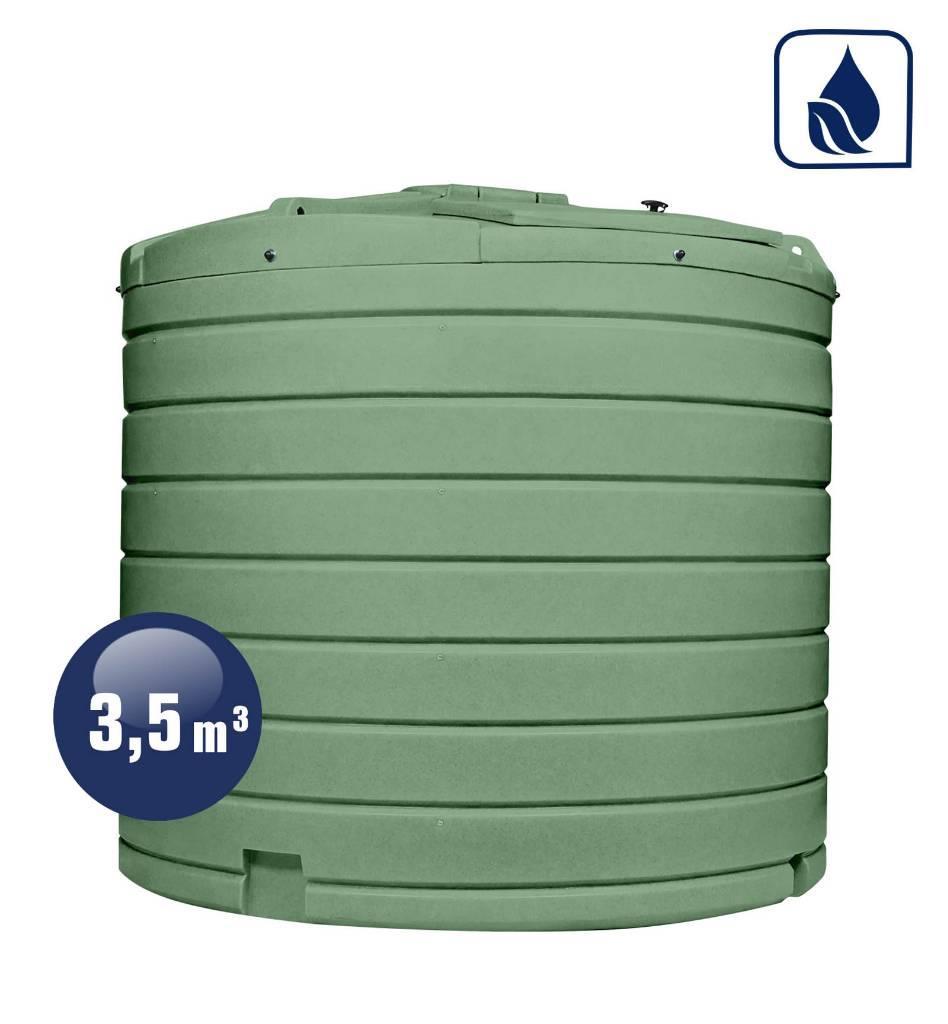 Swimer Tank Agro 3500 Fudp Basic Dwupłaszczowy