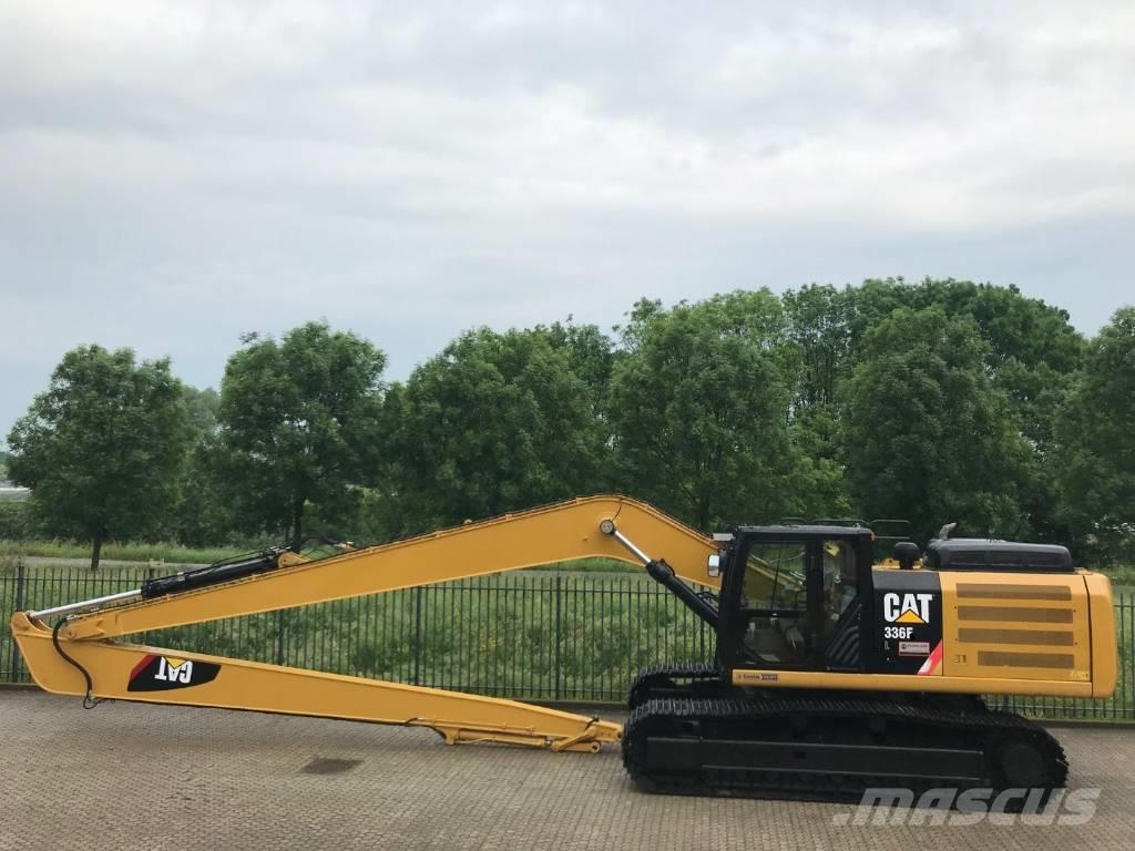 Caterpillar 336FL Long Reach
