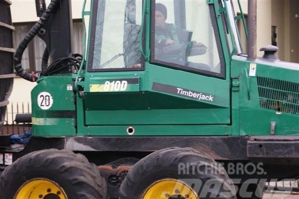 Timberjack 810D