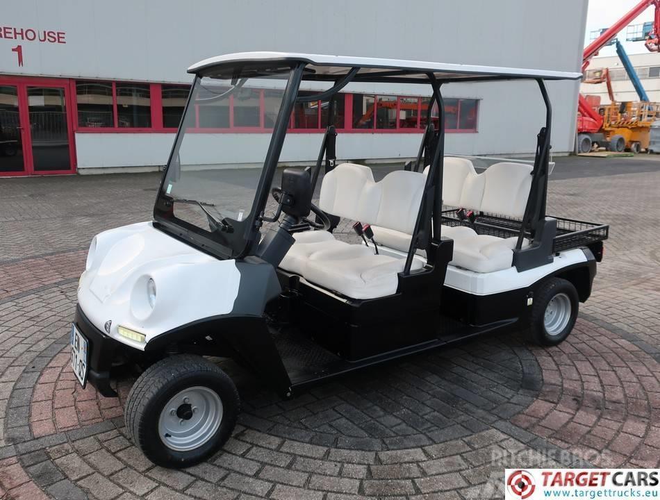 Melex Electric Golf Cart L7E Street Approval
