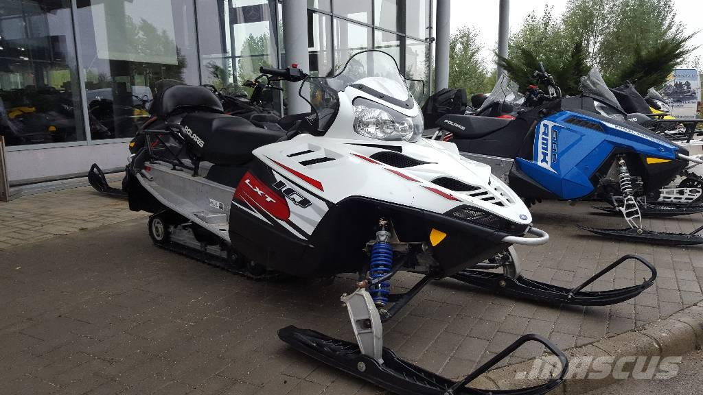 Polaris IQ LXT Touring 550 2011 4000km