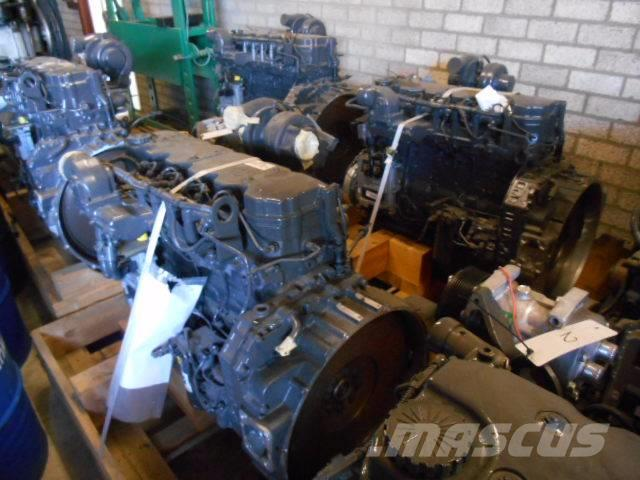 New Holland ENGINE FPT - CNH - IVECO 677TA  ENGINE