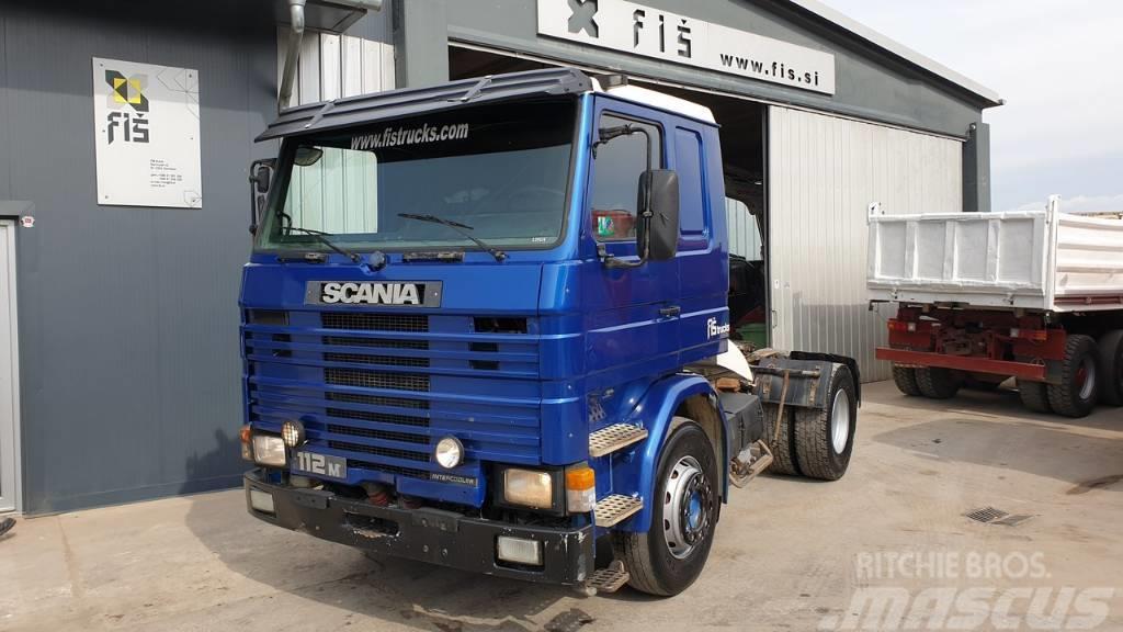 Scania 112 M 360 4X2 tractor unit