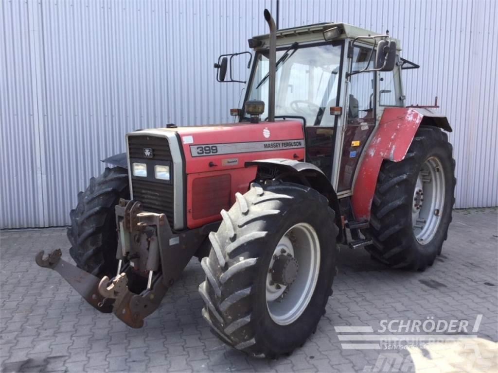 Massey Ferguson 399 A