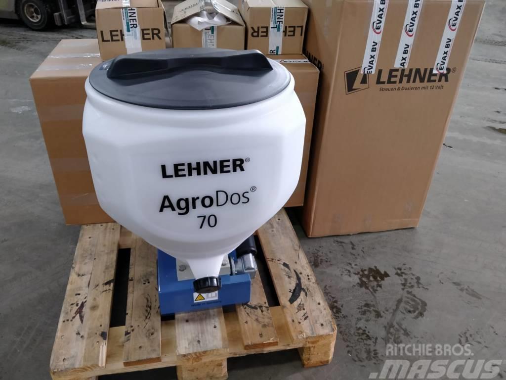Lehner AgroDos 70 granulaatsysteem