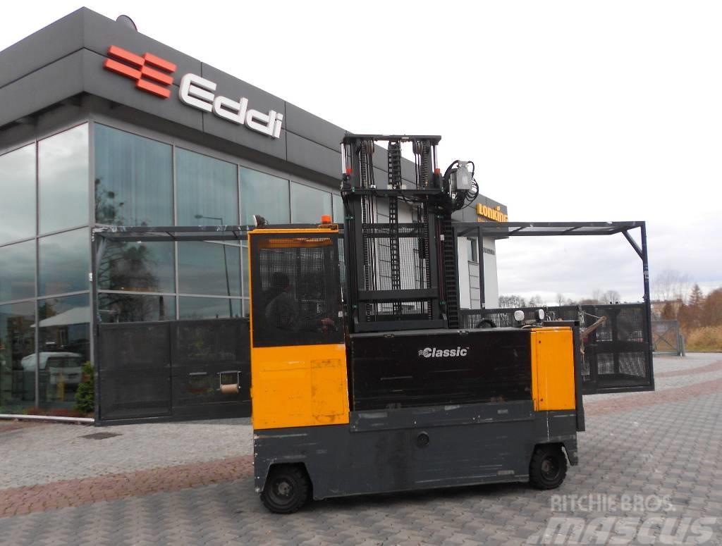 Combilift ESL 3048 wózek do komisjonowania komisjoner