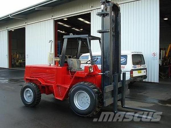Manitou MC50PC