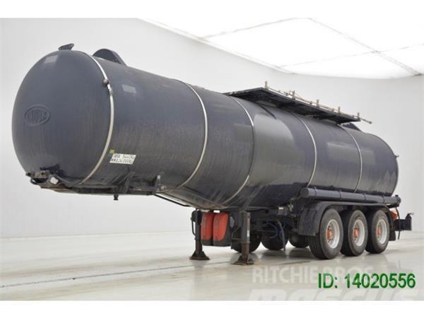 Indox Tank 32.5k L