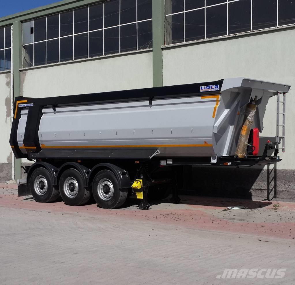 Lider Tipper semi-trailers