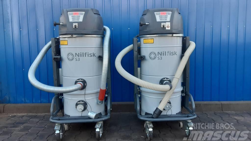 Nilfisk S 3 R305v ATTIX 155 VHW421 R155 Karcher