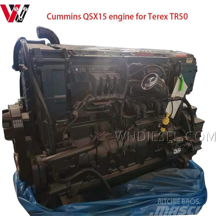 Cummins Terex50 Cummins Qsx15 Diesel Engine Mining Engine