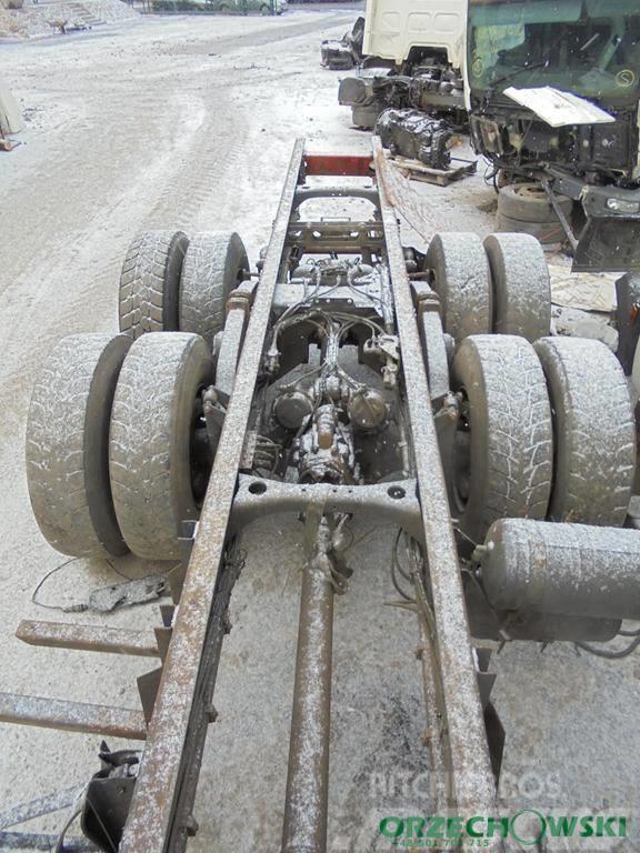 Scania Łapa mocowanie stabilizatora Tył Scania,R735