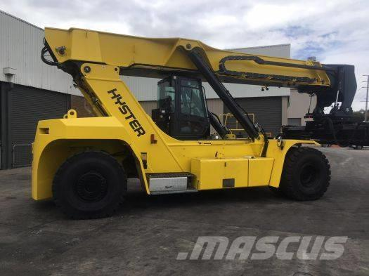 Hyster Reachstacker 5-Hi Load Re-Mfg RS45-31C ZERO HOURS