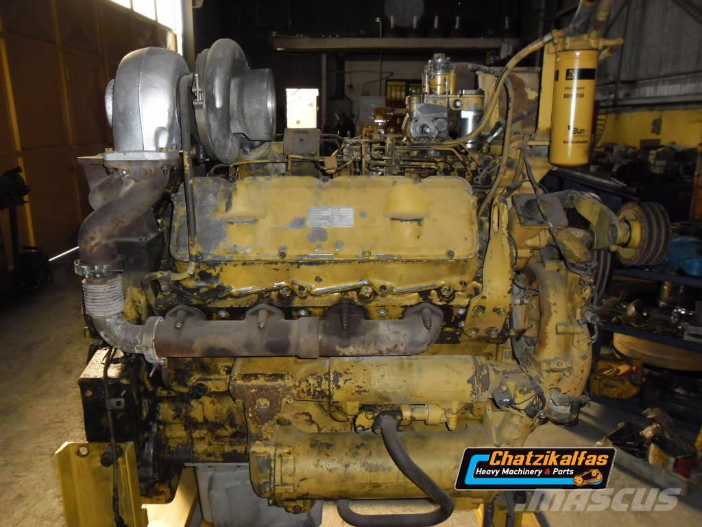 Caterpillar 3408 Engine CAT 988B
