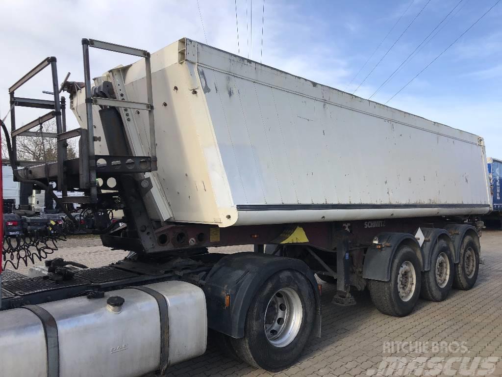 Schmitz Cargobull SKI 24 SL06-7.2 Alukastenmulde K