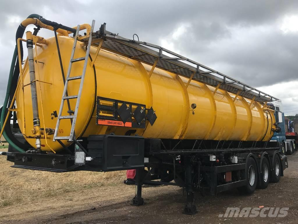 [Other] 30,000 Litre Vac Tanker ADR with R One Tank and Do